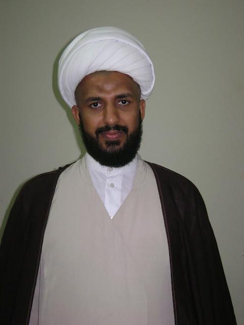 سماحة العلامة الدكتور الشيخ جواد الجاسم حفظه الله ورعاه