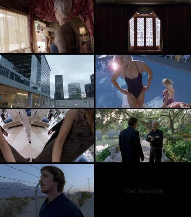 Knight of Cups 2015 English 720p BRRip