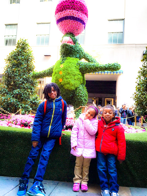 Lil' Monsters in NYC