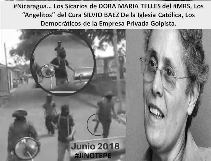 #Nicaragua ...Y ESTOS SON LOS TERRORISTAS QUE DEFIENDE LA #OEA?