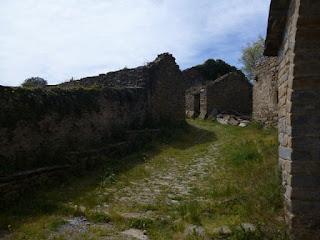 Interior de Muro de Roda