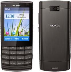 Download Firmware Nokia X3-02 RM 639 Version 07.51