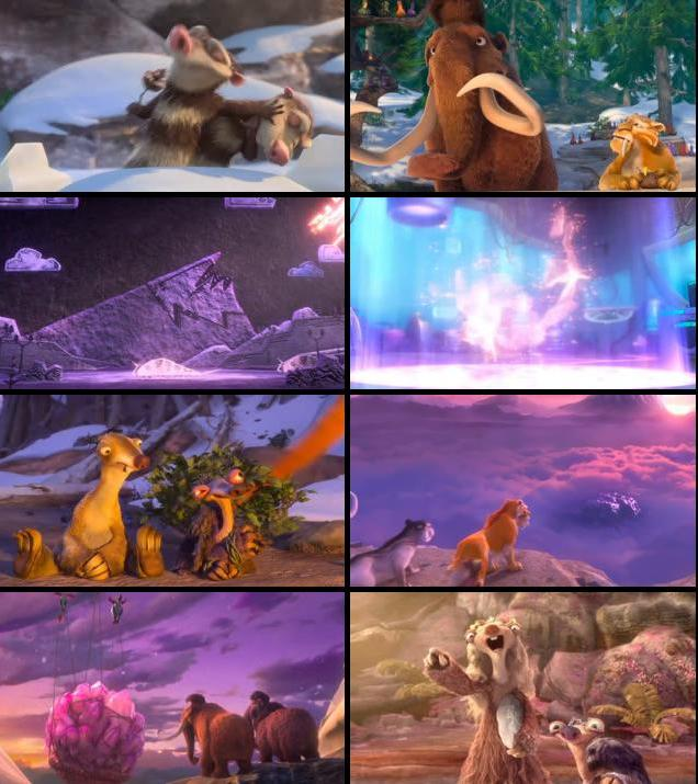 Ice Age Collision Course 2016 English HDRip
