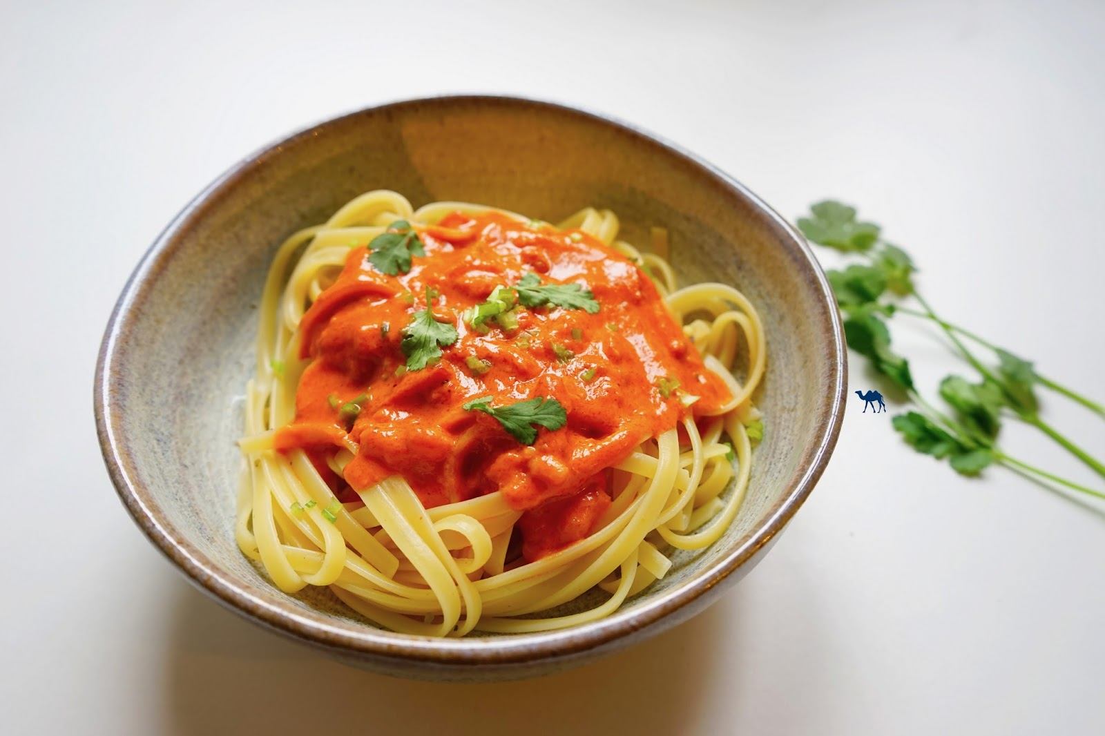 Le Chameau Bleu - Sauce CoCo Tomate Gingembre - Cuisine