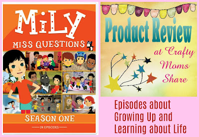 Mily Miss Questions DVD Review