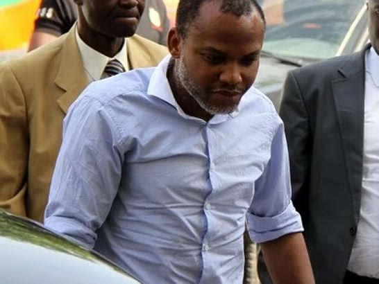 Biafra: American Writes Nnamdi Kanu Over Court Trial Today