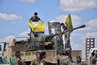 Kurdi Suriah Peringatkan Milisi Syiah Al-Hasd Al-Syakbi