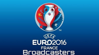 uefa euro 2016 final broadcasters list