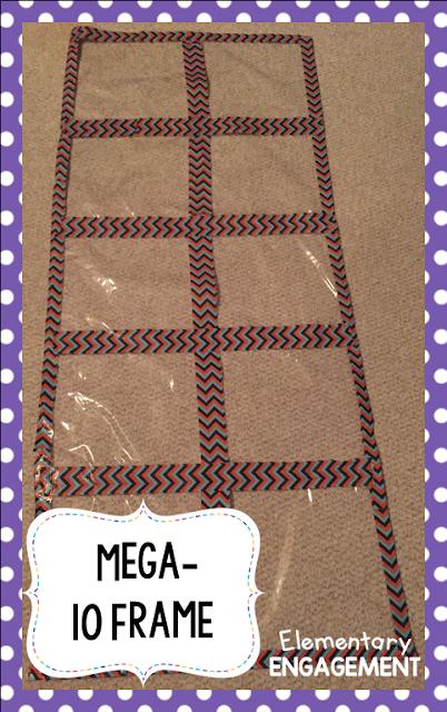 Make a mega-10 frame!