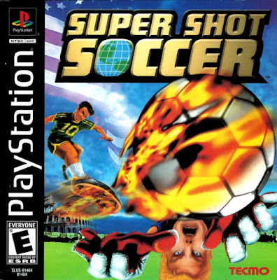 descargar super shot soccer psx mega