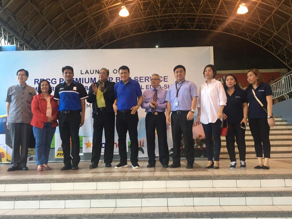 DOTr, RRCG Transport Open P2P Alabang - Ortigas Route in time for