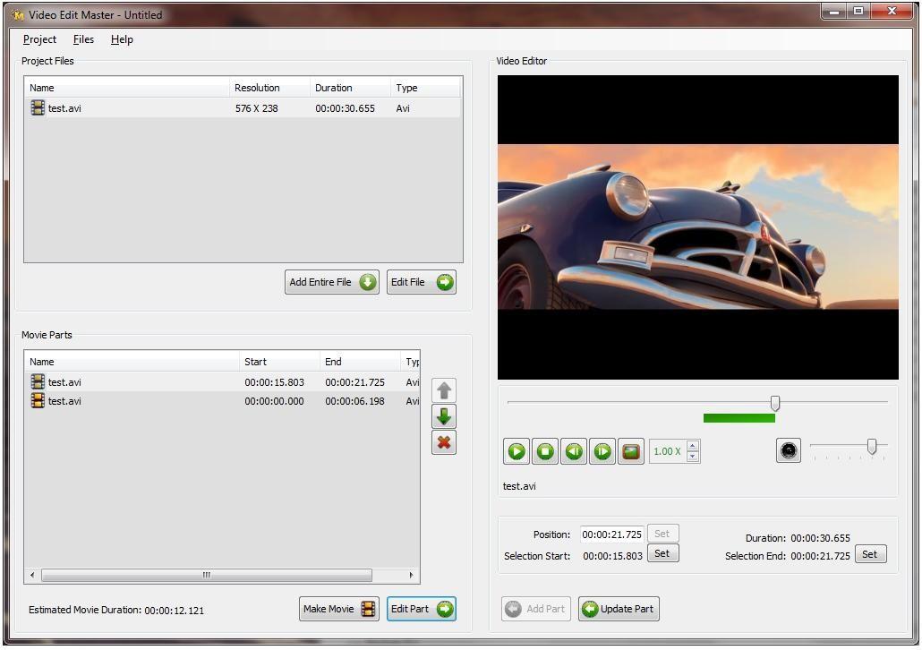 تحميل برنامج Video Edit Master برنامج دمج الفيديوهات والكتابة عليها للكمبيوتر والايفون والاندرويد كامل مجانا