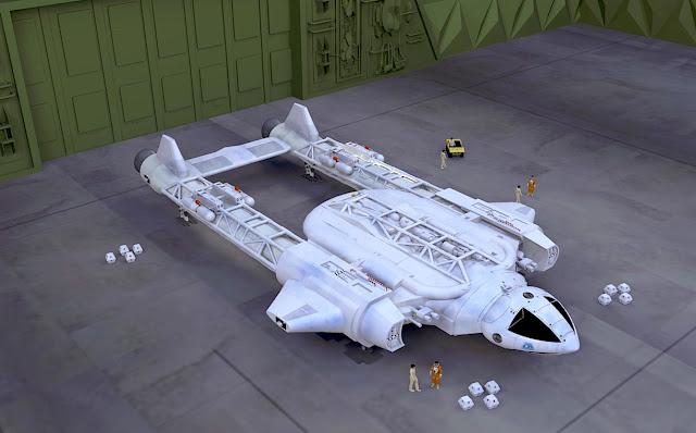 Space 1999 Eagle