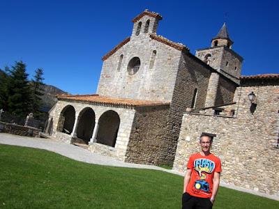Iglesia de Santa Maria de Tallo