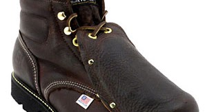 fee65708642 Rogan's Work Boots: Carolina 508 Metatarsal Guard Work Boot