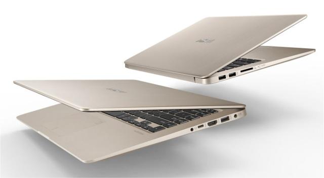 Desain Asus VivoBook S S510