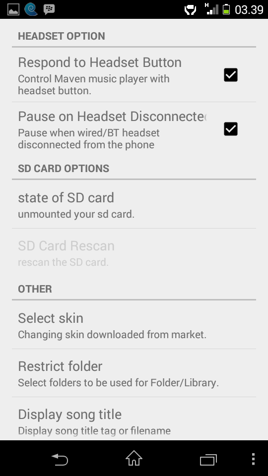 Maven Player Pro Apk Terbaru