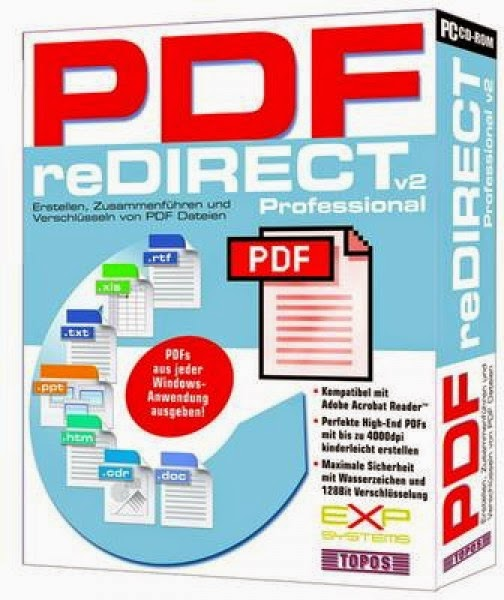 Full Version Software Free With Crack : PDF ReDirect Windows Software Free Download
