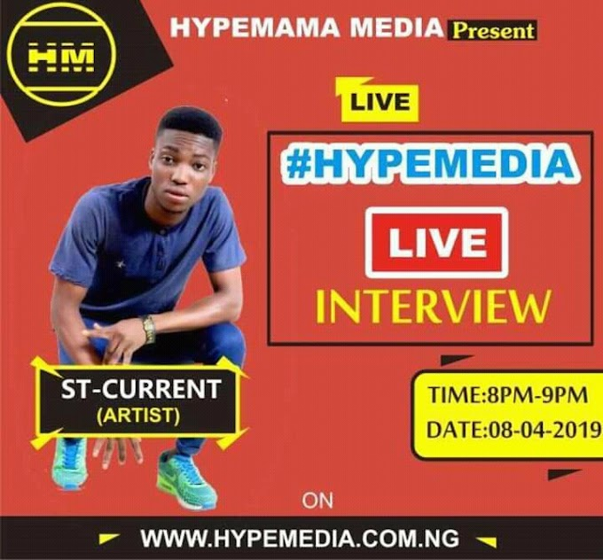 Hypemama media Exclusive interview with St.current