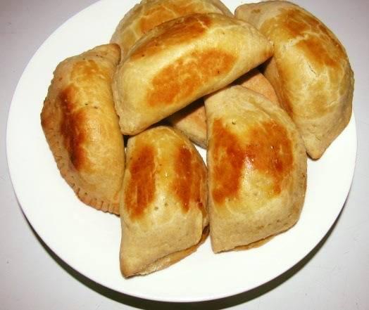 No oven meat pie