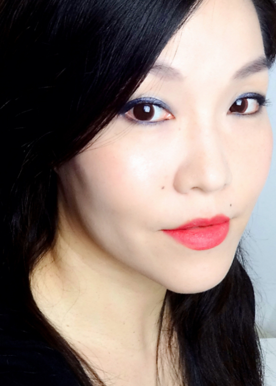 Rimmel Lasting Finish by Kate Lipstick 110 FOTD