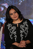 Cute Poja Gandhi in black dress at Dandupalyam 2 Movie press meet  ~  Exclusive 34.JPG
