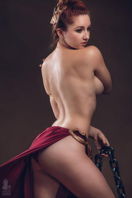 Danica Rockwood sexy legs