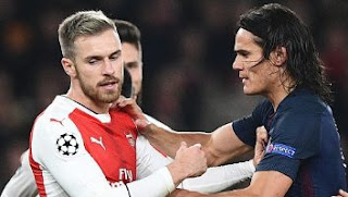 Arsenal vs Paris Saint Germain 2-2 Video Gol & Highlights