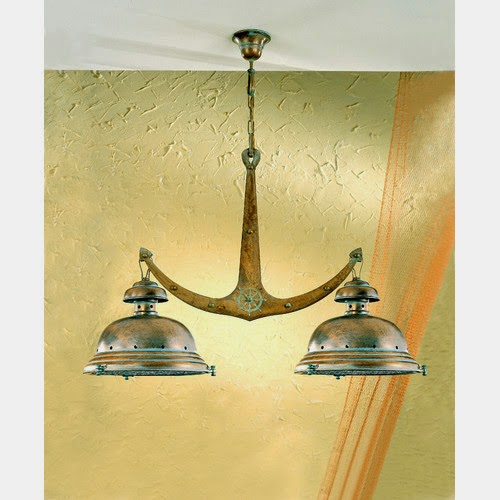 Anchor Lighting Chandelier
