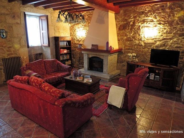 Casa Rural Costoia, Santiago de Compostela, Galicia