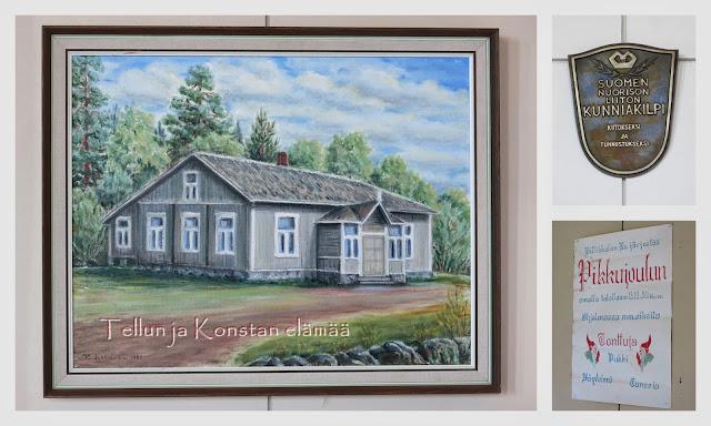 Villikkalan nuorisoseurantalo, Villikkala, Artjärvi