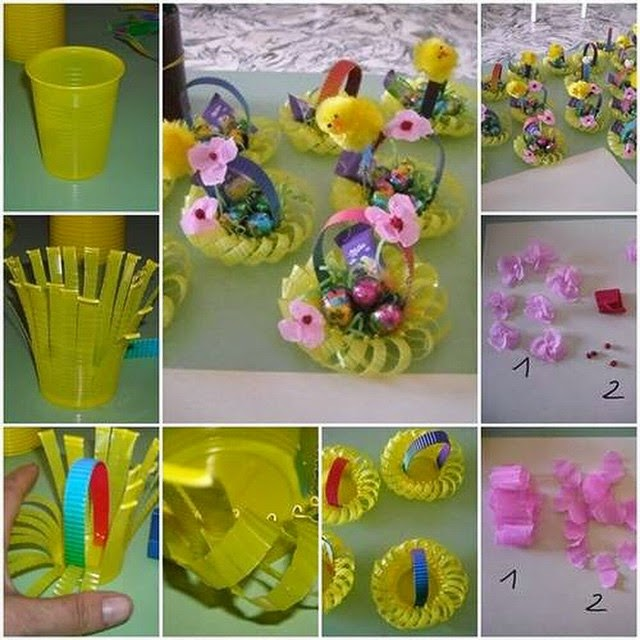 Diy plastic bottle crafts ideas arts and crafts projects for Diy plastic bottle