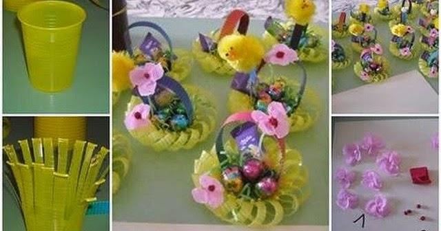 diy plastic bottle crafts ~ art crafts ideas