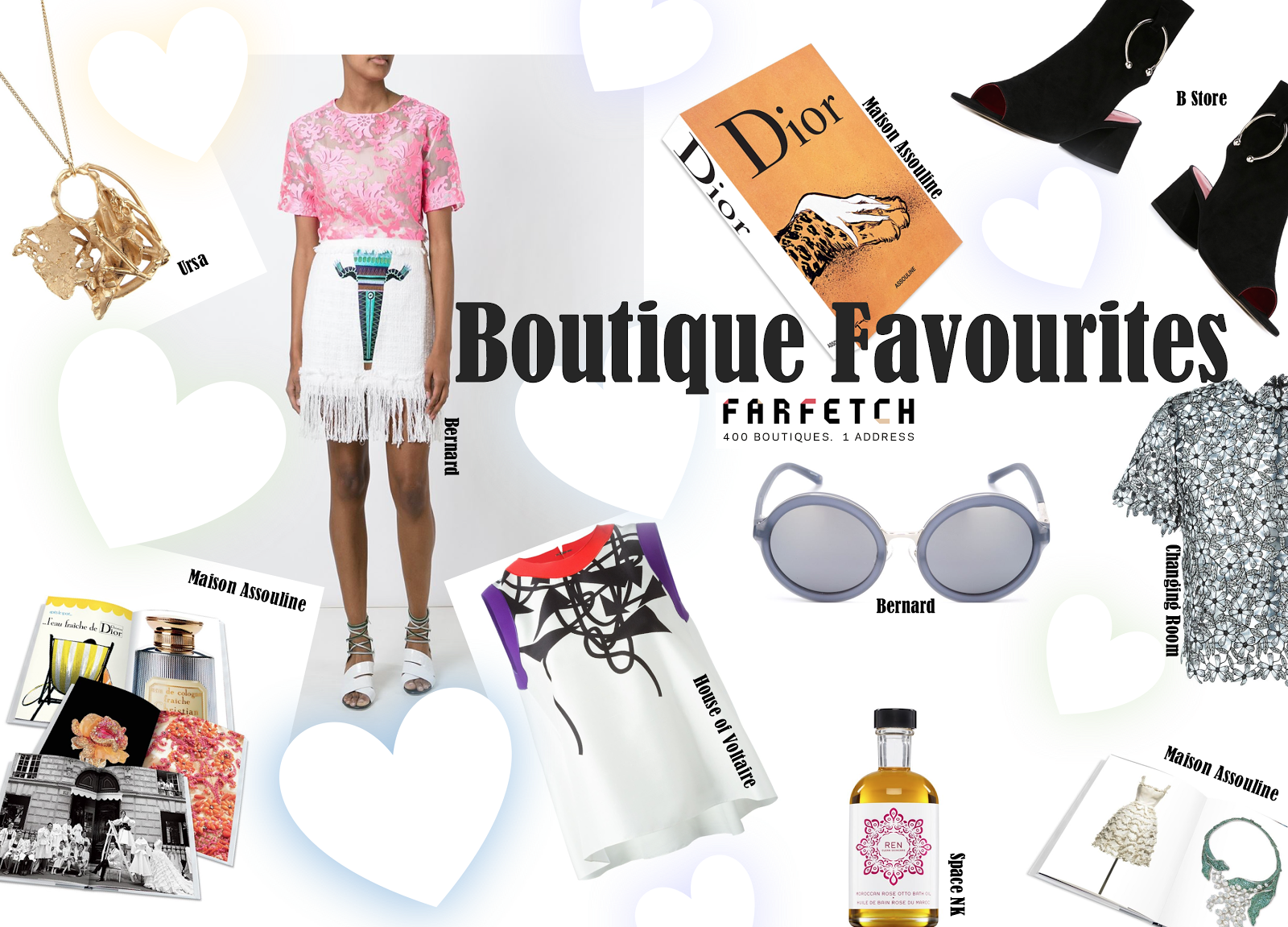 Boutique Favourites