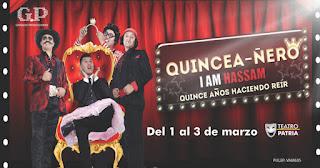 I AM HASSAM QUINCEA-ÑERO en Bogotá