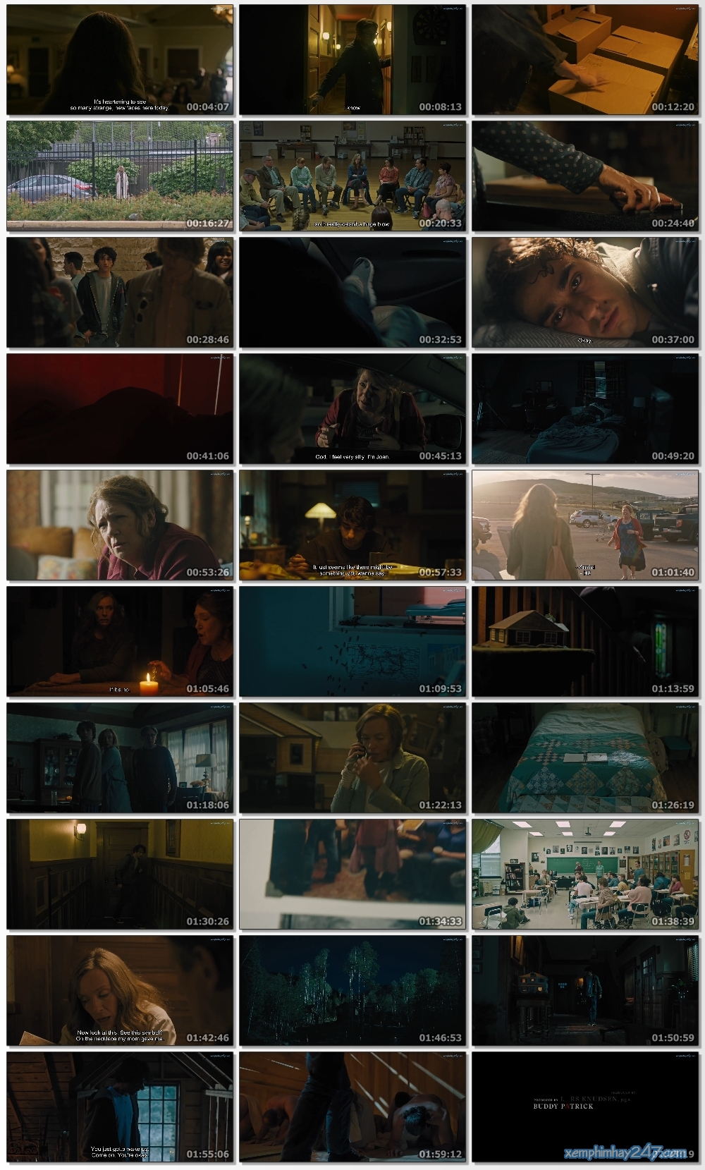 http://xemphimhay247.com - Xem phim hay 247 - Di Truyền (2018) - Hereditary (2018)