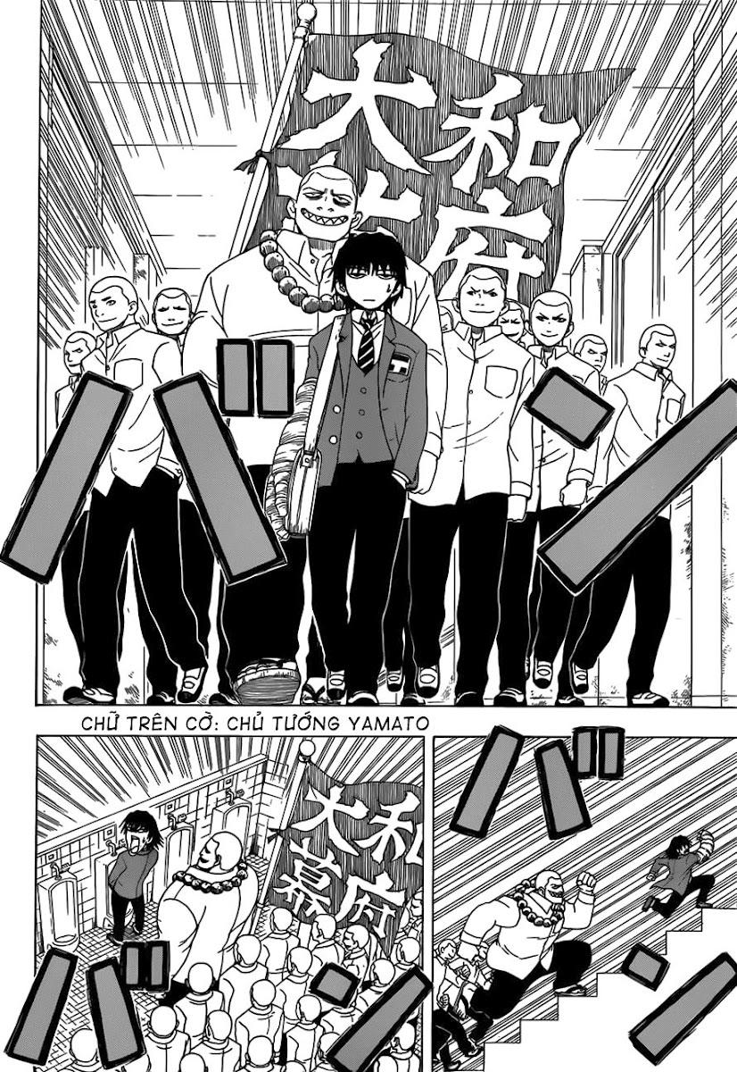 Takamagahara chap 2 trang 8