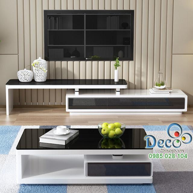 Kệ Tivi Đẹp Để Sàn Deco DB12