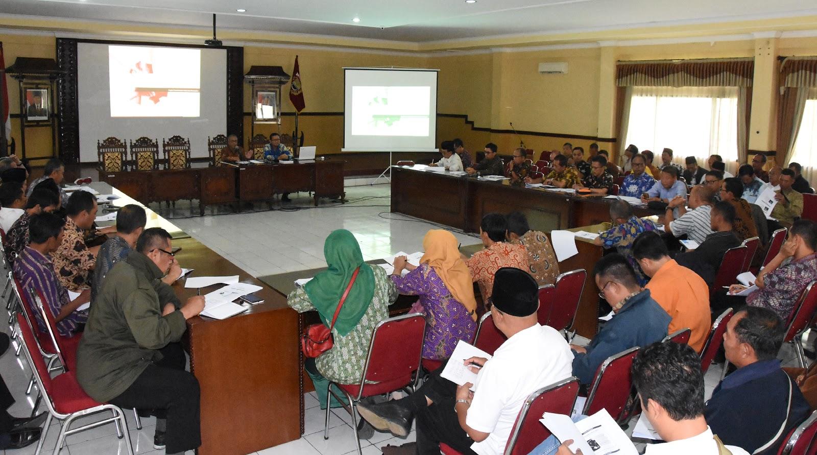 Pilkades Serentak Untuk Empat Puluh Desa Di Kabupaten Wonosobo
