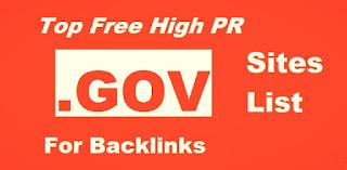.Gov backlinks