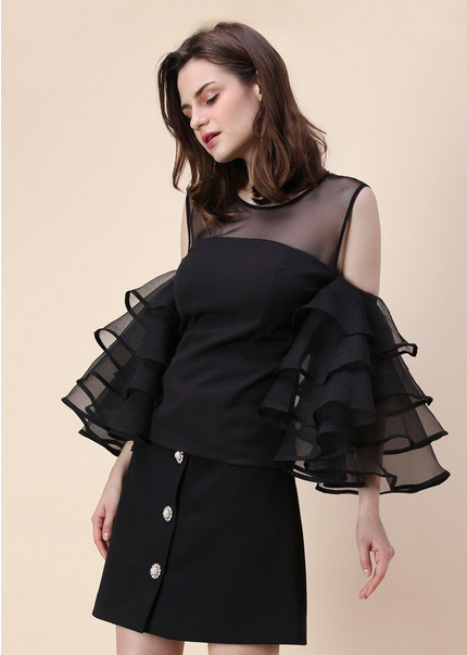http://www.chicwish.com/cheery-black-cold-shoulder-top-with-tiered-sleeves.html