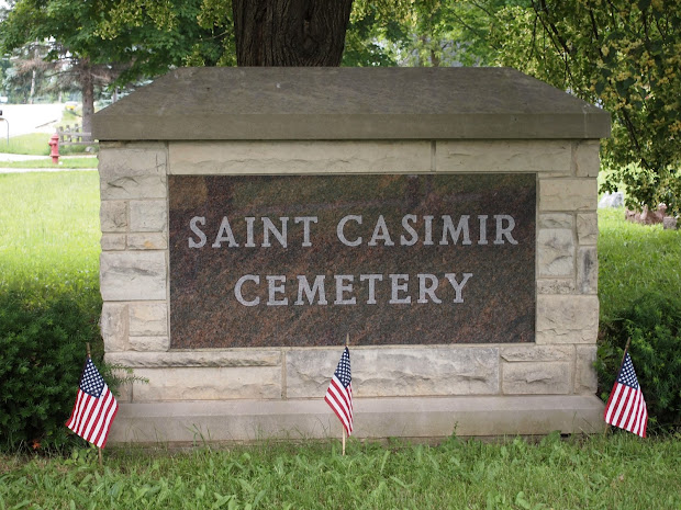 Somers Wisconsin Pioneer History St. Casimir Cemetery
