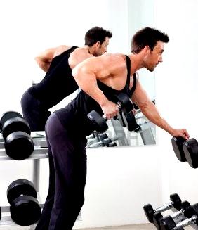 Beneficios pesas hombres ejercicio