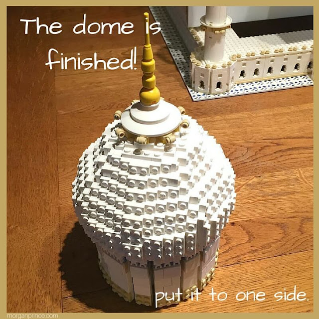 finished-dome-lego-taj-mahal-10189