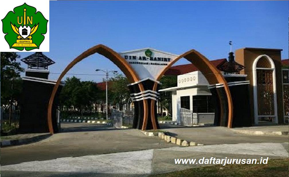 Daftar Fakultas Dan Program Studi Universitas Islam Negeri Ar Raniry Aceh Daftar Jurusan