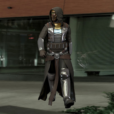 3d model Darth Revan