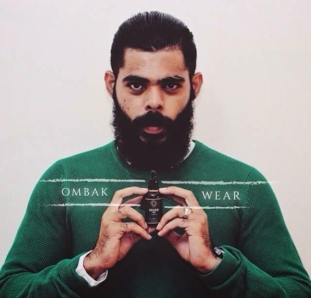 New Ombak Beard Oil - Minyak Obat Penumbuh Jenggot, Brewok dan Kumis Para Artis