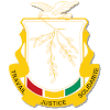 Logo Gambar Lambang Simbol Negara Guinea PNG JPG ukuran 100 px