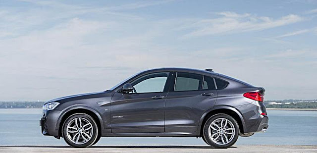 2016 BMW X4 SUV Review