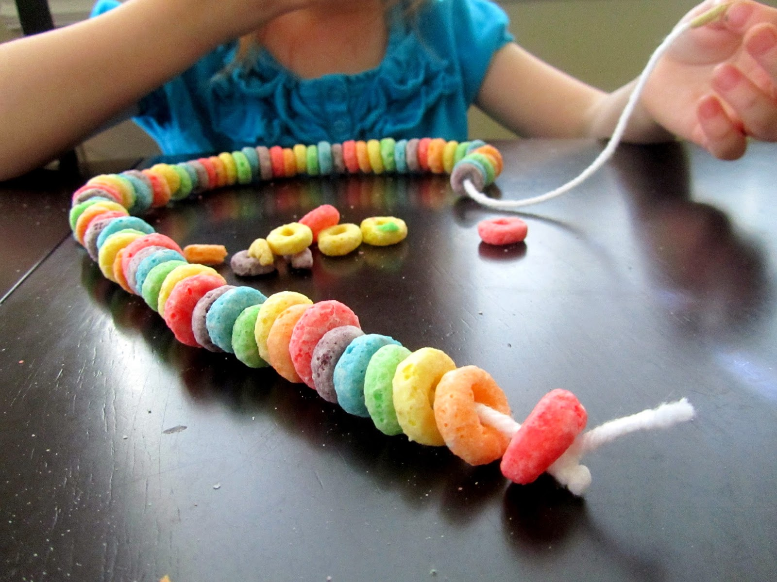 Pinning With Purpose Rainbow Necklaces